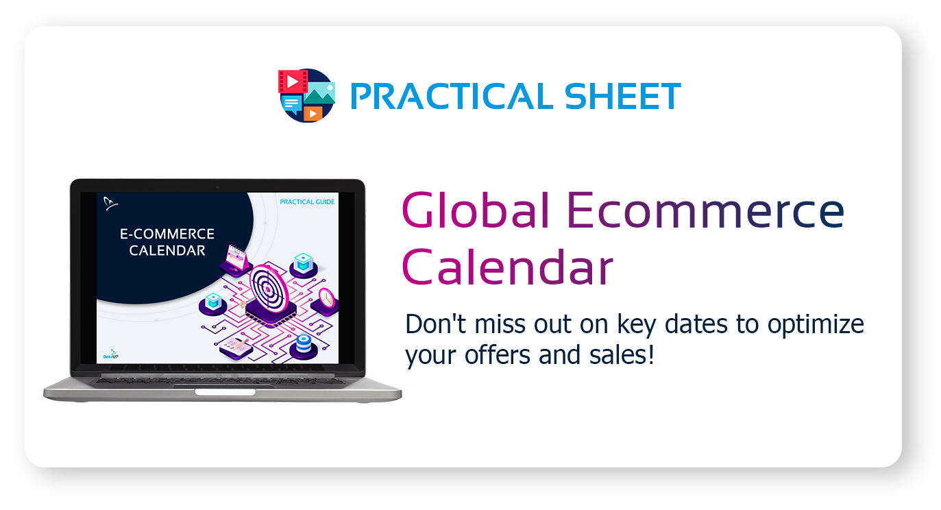 BeezUP Global Ecommerce Calendar