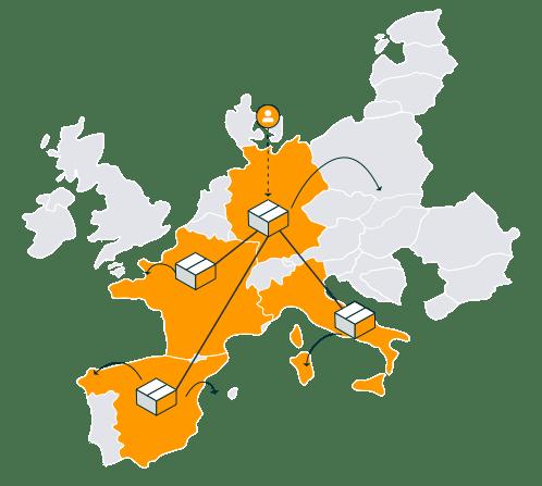 Amazon Pan-European FBA
