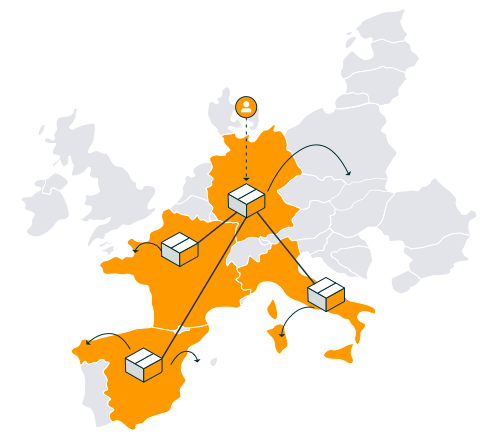 Amazon European Pan FBA