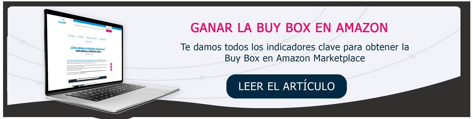 ¿Cómo obtener la Buy Box de Amazon? - BeezUP