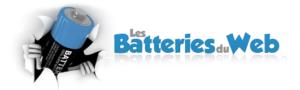 batteries du web