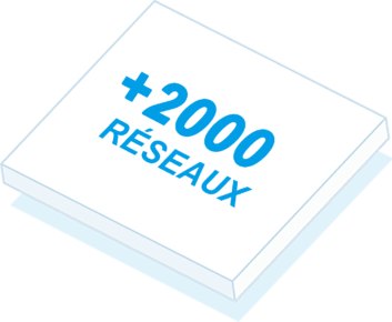 2000 réseaux sur beezup