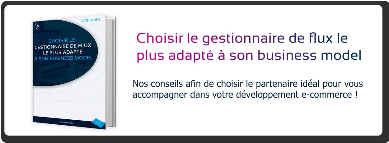 Livre blanc: Choisir le gestionnaire de flux le plus adapté à son business model avec BeezUP