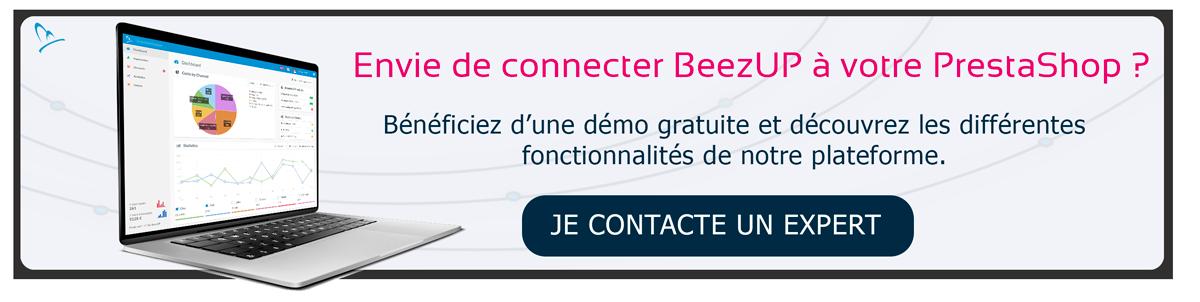 Démo BeezUP module PrestaShop