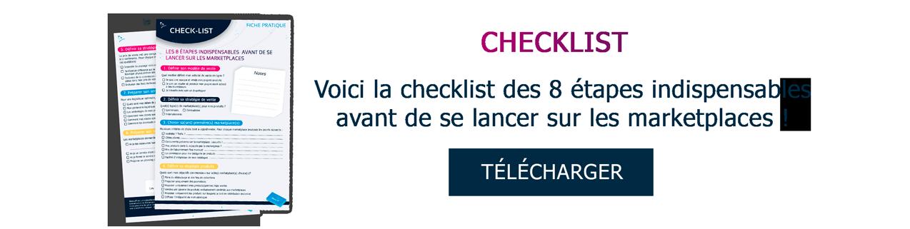 La Checklist pour vendre sur les marketplaces par BeezUP